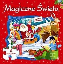Okładka książki Magiczne Święta
