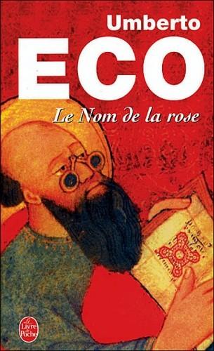 Okładka książki Le Nom de la rose