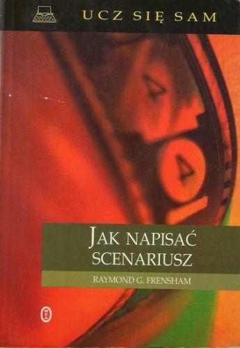 Okładka książki Jak napisać scenariusz