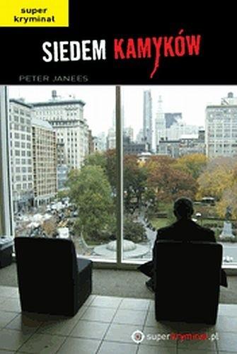 Okładka książki Siedem kamyków