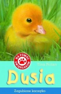 Okładka książki Dusia. Zagubione kaczątko