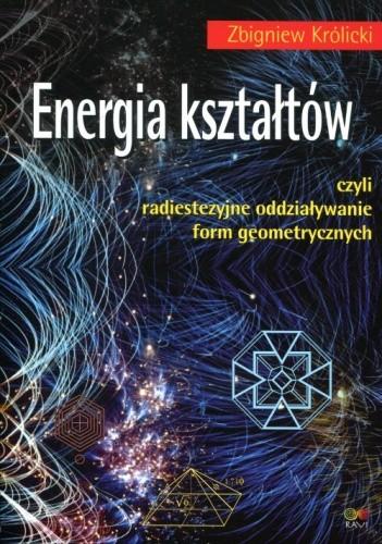 Okładka książki Energia kształtów