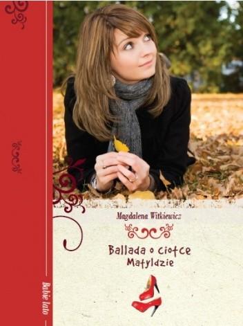 Okładka książki Ballada o ciotce Matyldzie