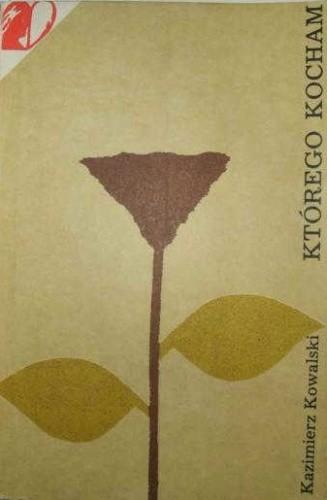 Okładka książki Którego kocham