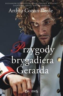 Okładka książki Przygody brygadiera Gerarda
