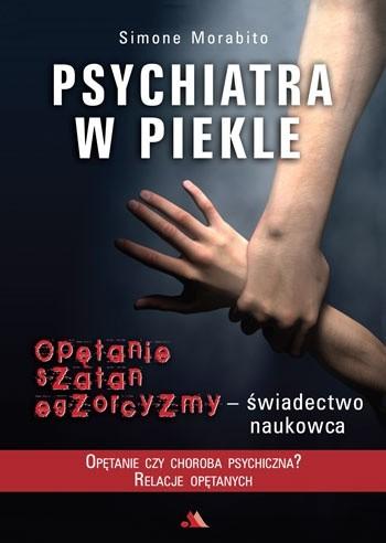 Okładka książki Psychiatra w piekle