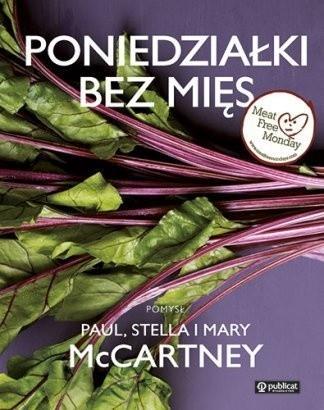 Okładka książki Poniedziałki bez mięs