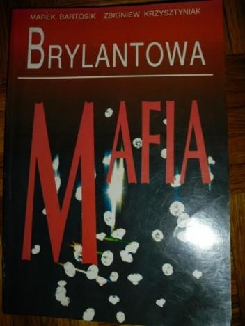 Okładka książki Brylantowa Mafia