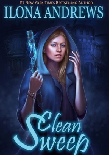Okładka książki Clean Sweep