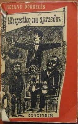 Okładka książki Wszystko na sprzedaż
