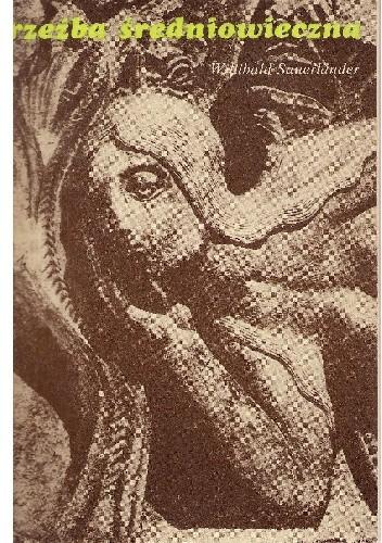 Okładka książki Rzeźba średniowieczna