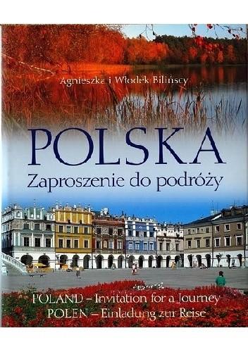 Okładka książki Polska. Zaproszenie do podróży