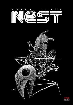 Okładka książki NeST