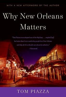 Okładka książki Why New Orleans Matters