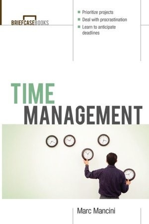 Okładka książki Time Management