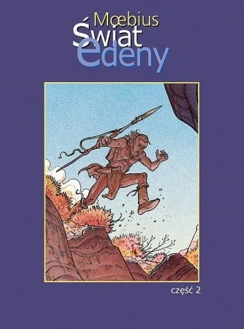 Okładka książki Świat Edeny - Część 2