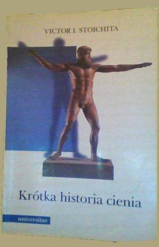 Okładka książki Krótka historia cienia