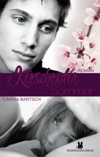Okładka książki Kirschroter Sommer