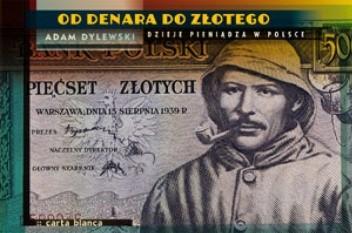 Okładka książki Od denara do złotego. Dzieje pieniądza w Polsce