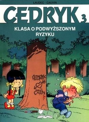 Okładka książki Cedryk. Klasa o podwyższonym ryzyku