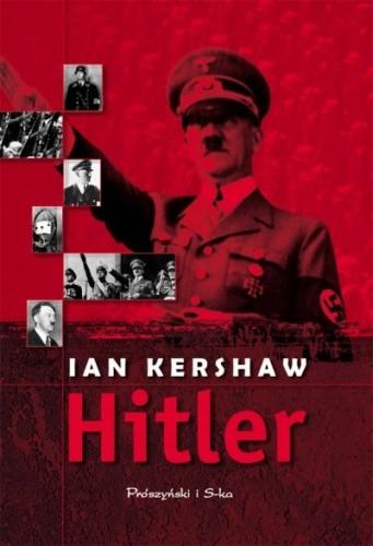 Okładka książki Hitler