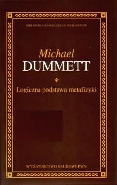 Okładka książki Logiczna podstawa metafizyki