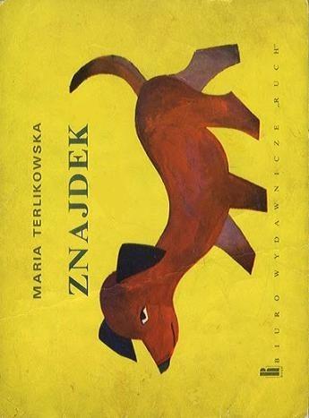 Okładka książki Znajdek