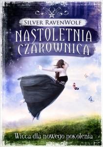 Okładka książki Nastoletnia czarownica