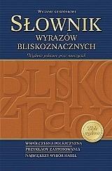 Okładka książki Słownik wyrazów bliskoznacznych