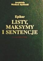 Listy, maksymy i sentencje