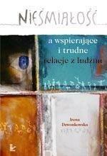 Okładka książki Nieśmiałość a wspierające i trudne relacje z ludźmi