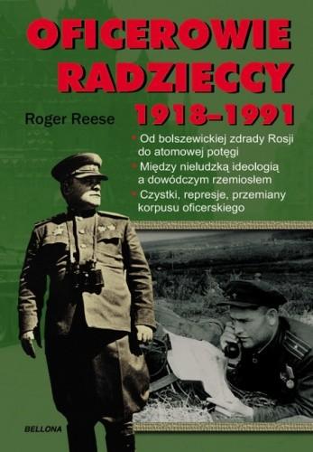 Okładka książki Oficerowie radzieccy 1918-1991
