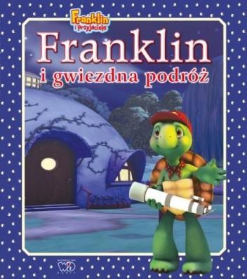 Okładka książki Franklin i gwiezdna podróż