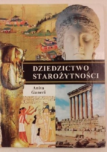 Okładka książki Dziedzictwo starożytności