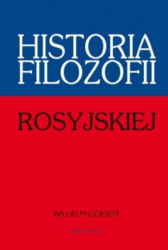 Okładka książki Historia filozofii rosyjskiej