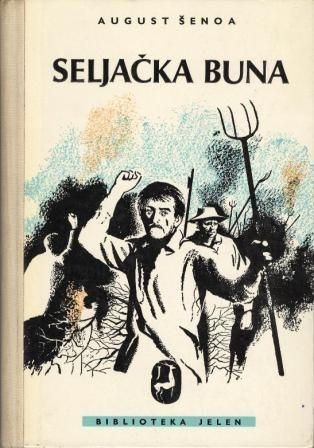 Okładka książki Bunt chłopów