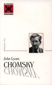 Okładka książki Chomsky
