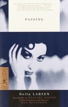 Okładka książki Passing