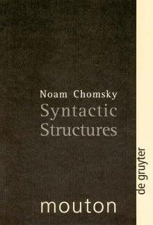 Okładka książki Syntactic Structures