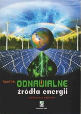Okładka książki Odnawialne źródła energii
