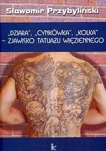 Okładka książki Dziara, cynkówka, kolka