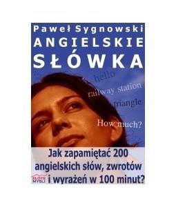Okładka książki Angielskie słówka