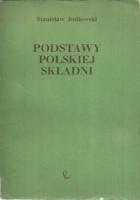 Podstawy polskiej składni