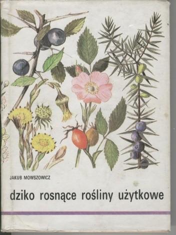 Okładka książki Dziko rosnące rośliny użytkowe