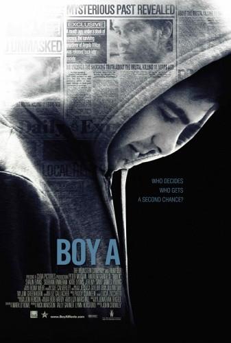Okładka książki Boy A