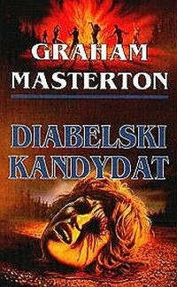 Okładka książki Diabelski kandydat