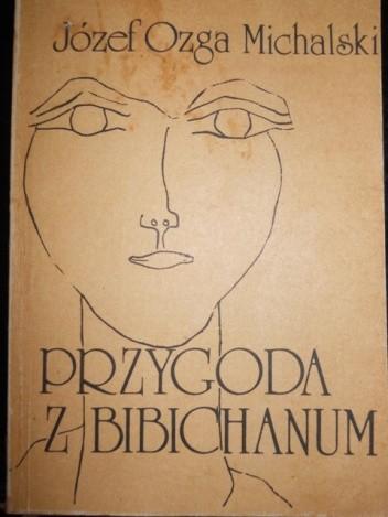 Okładka książki Przygoda z Bibichanum