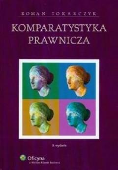Okładka książki Komparatystyka prawnicza