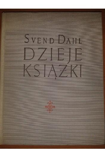 Okładka książki Dzieje książki