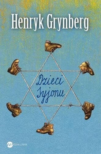 Okładka książki Dzieci Syjonu